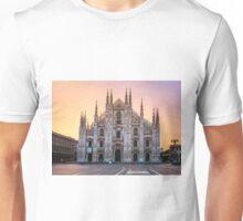 Il Duomo Milan Morning Unisex T-Shirt