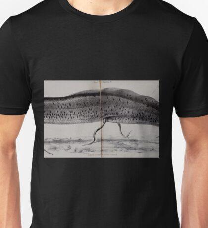 Proceedings of the Zoological Society of London 1848 - 1860 V4 Reptilia 012 Unisex T-Shirt