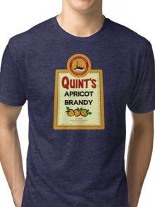 Quint's Apricot Brandy Tri-blend T-Shirt
