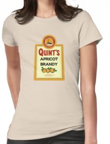 Quint's Apricot Brandy Womens Fitted T-Shirt