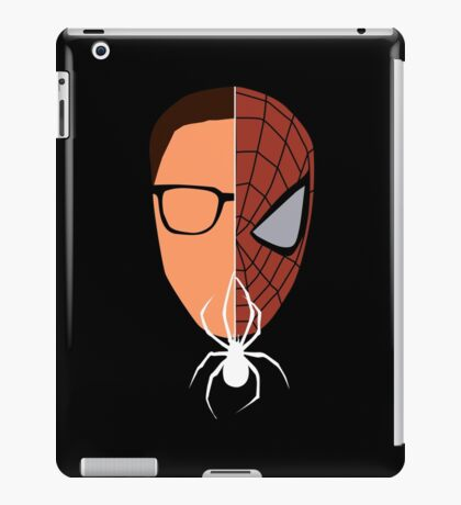 Spider-man/Peter Parker  iPad Case/Skin