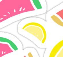 Lots of fruit sticker sheet Sticker