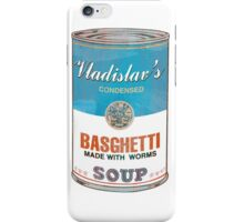 Vladislav's Bizghetti iPhone Case/Skin