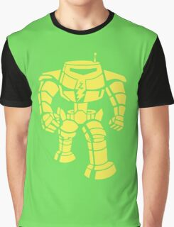 Manbot - Lime Variant Graphic T-Shirt