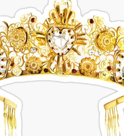 D&G {Crown} Sticker