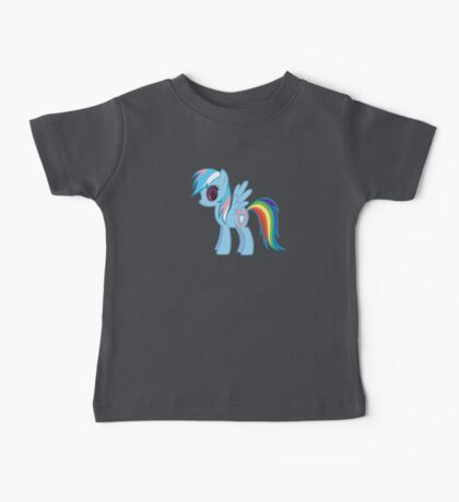 Transgender Pony Baby Tee