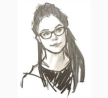 Drawing of Cosima Unisex T-Shirt