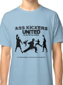 Ass Kickers United Classic T-Shirt