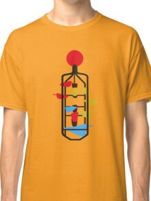 Bucket Fountain (Cuba Mall, Wellington) Classic T-Shirt