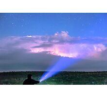 Storm Catcher Photographic Print