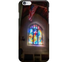 The Crusaders with The Stars and Stripes iPhone Case/Skin