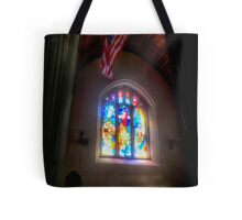 The Crusaders with The Stars and Stripes Tote Bag