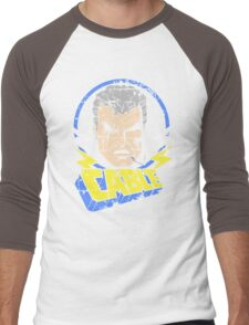 Cable • X-Men Animated Cartoon Men's Baseball ¾ T-Shirt