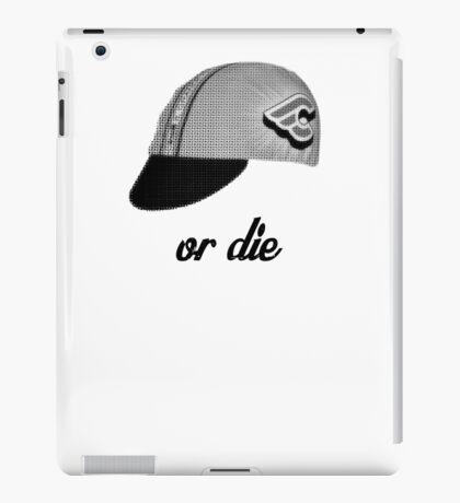 fixie ride or die iPad Case/Skin