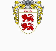 Clancy Coat of Arms/Family Crest Unisex T-Shirt