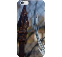 Rusted Spike iPhone Case/Skin