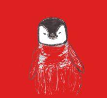 Emperor Penguin One Piece - Short Sleeve