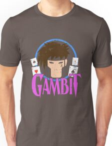 Gambit • X-Men Animated Cartoon Unisex T-Shirt