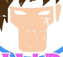 Gambit •X-Men Animated Cartoon Sticker