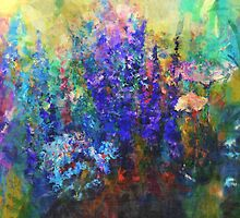 Glorious Garden by Claire Bull