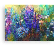 Glorious Garden Canvas Print
