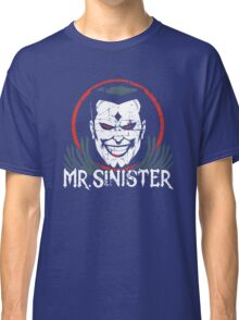 Mr. Sinister •X-Men Animated Cartoon Classic T-Shirt