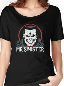 Mr. Sinister • X-Men Animated Cartoon Women's Relaxed Fit T-Shirt