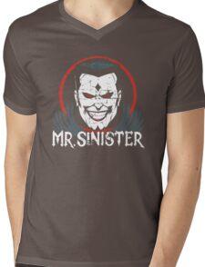 Mr. Sinister •X-Men Animated Cartoon Mens V-Neck T-Shirt