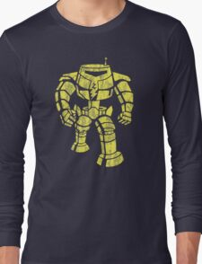 Manbot - Distressed Variant Long Sleeve T-Shirt