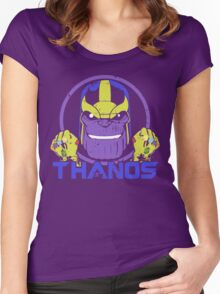Thanos • Avengers Infinity Wars  Women's Fitted Scoop T-Shirt