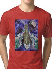 Mothman Tri-blend T-Shirt