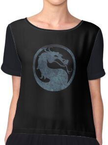 °GEEK° Mortal Kombat Chiffon Top