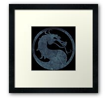 °GEEK° Mortal Kombat Framed Print