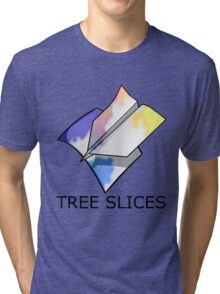 Tree Slices Tri-blend T-Shirt