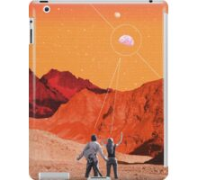 Mars Holidays iPad Case/Skin