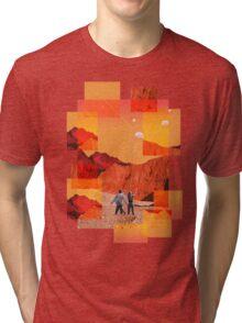 Mars Holidays Tri-blend T-Shirt