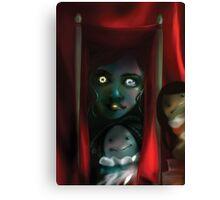 Bio Puppet Canvas Print