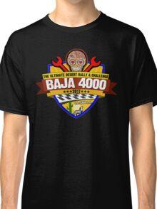 Baja 4000 Official Logo Merchandise Classic T-Shirt