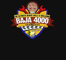 Baja 4000 Official Logo Merchandise Hoodie