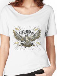 Haikyuu Team Types: Vintage Fukurodani Women's Relaxed Fit T-Shirt