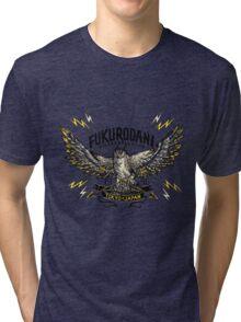 Haikyuu Team Types: Vintage Fukurodani Tri-blend T-Shirt