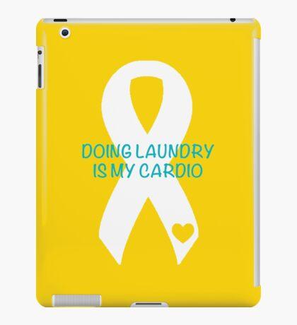 Laundry Cardio iPad Case/Skin