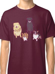Dogs of a feather  Classic T-Shirt