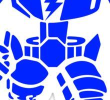 Manbot - Blue Variant Sticker