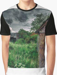 Derelict Farm Graphic T-Shirt