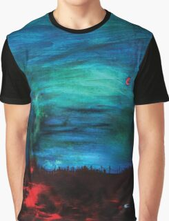 Red Moon London Graphic T-Shirt