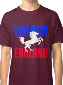 LONDON, ENGLAND-2 Classic T-Shirt