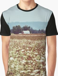 Old Barn Graphic T-Shirt
