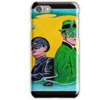 THE GREEN HORNET AND KATO iPhone Case/Skin