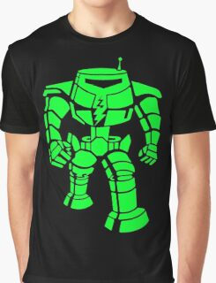 Manbot - Super Lime Variant Graphic T-Shirt